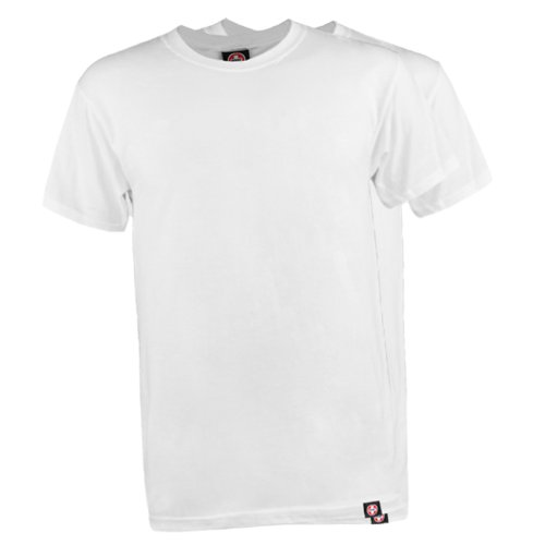 Price comparison product image Bones Bearings Swiss Undershirt, 2 Pack (White, Small)