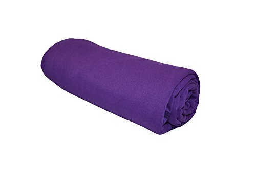 Discovery Trekking Outfitters Extreme Ultralight Travel   Sports Towel  Purple  Large 34 X58