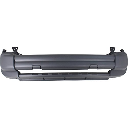 Jeep Liberty Bumper Cover - Front BUMPER COVER Textured for 2005-2007 Jeep Liberty