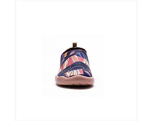 Couche Comfortable Cuir Bateaux De Femme Pour Bleu Chaussures La Uin nbsp;magique 501w1a
