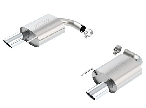 Borla 11887 S-Type Axle-Back Exhaust System