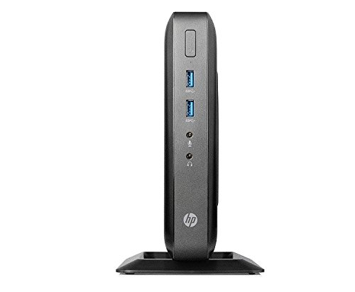 HP V2V48UA Flexible Thin Client t520 – Thin Client – Tower – 1 x GX-212JC 1.2 GHz – RAM 8 GB – SSD 64 GB – Radeon HD – GigE – Win 10 IOT Enterprise 64-bit – Monitor : None