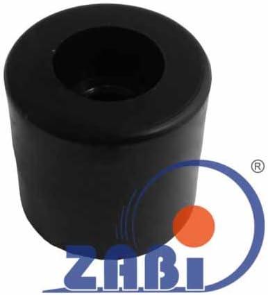 Kunststoff-F/ührungsrolle f/ür Schiebetore ZAB-S Vertikalf/ührungsrolle RB-33LLS Code:RB-33LLS