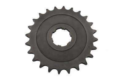 Sprocket Countershaft Cover - V-Twin 19-0019 Indian Countershaft 24 Tooth Sprocket
