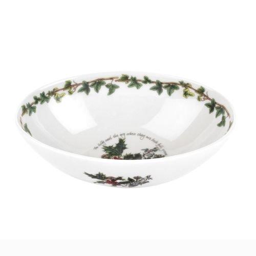 (Portmeirion The Holly & The Ivy Oval Bowl)