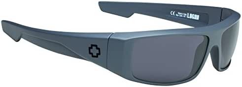Spy Optic Logan 670939204352 Wrap Sunglasses
