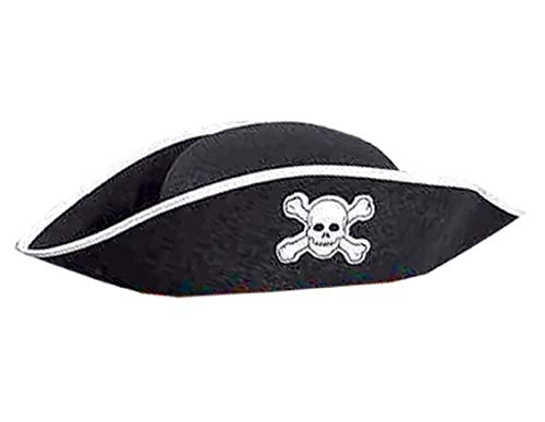 Forum Novelties Hat - Pirate Felt Accessory]()