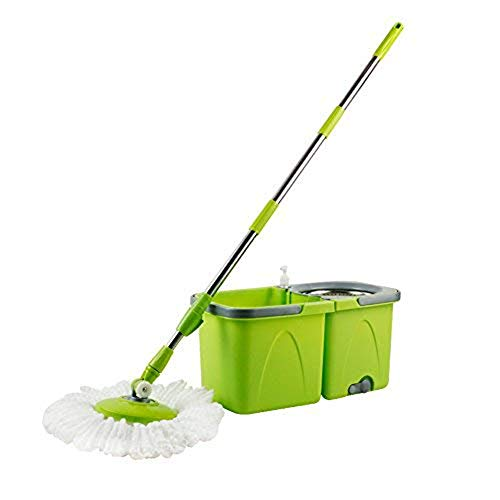 Top 10 Best Mop With Bucket Spinning Reviews 2019 Toptenz