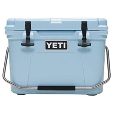 Yeti Roadie 20 Quart Cooler - Ice Blue