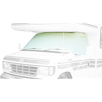 ADCO 2408 RV Windshield Cover White Snooze Bonnet For Class C Chevy 1997-2000