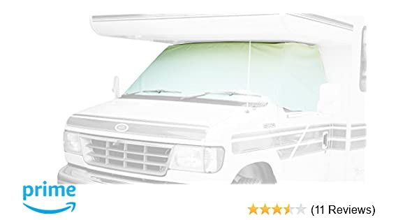 ADCO 2422 Class C Sprinter RV Motorhome Windshield Cover, White