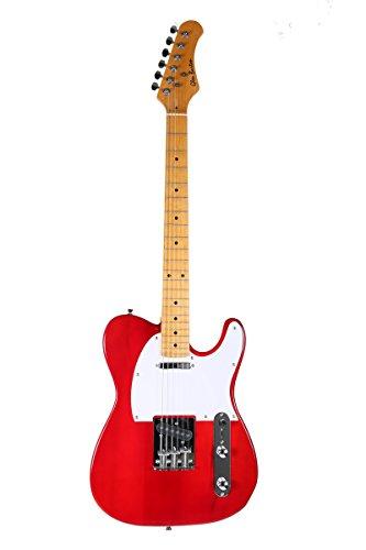 Glen Burton GE39-TLM/102-RD Electric Guitar X-Series Traditional TL Style, ()