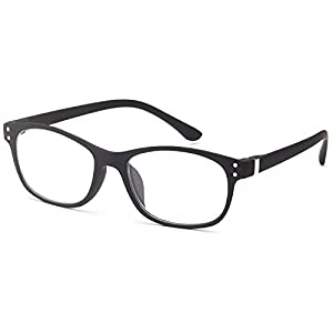 TRUST OPTICS Tri-Focal 3 Power Progressive Multifocal Multiple Focus Readers Glasses for Presbyopia Reading and Near Distance Viewing - With 1.00x Magnification
