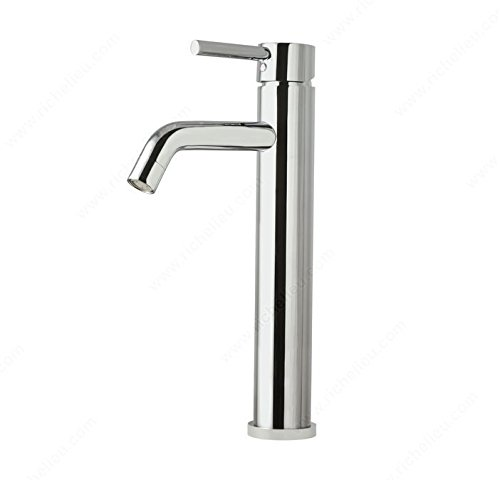 Richelieu Bathroom Washbasins and Faucets Riveo Bathroom Faucet - 12 1/4 in Height by Level USA