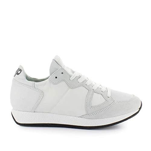 Philippe Sneakers Model Mvldbx17 Grigio Tessuto Donna nnrBg