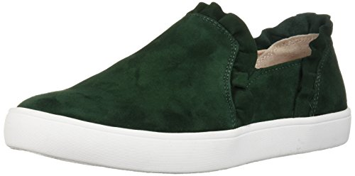 (Kate Spade New York Women's Lilly Sneaker, Dark Green, 7 M US)