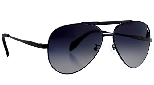 William Painter - Aviator Sunglasses (Hughes) (Titanium Lightest Frame)