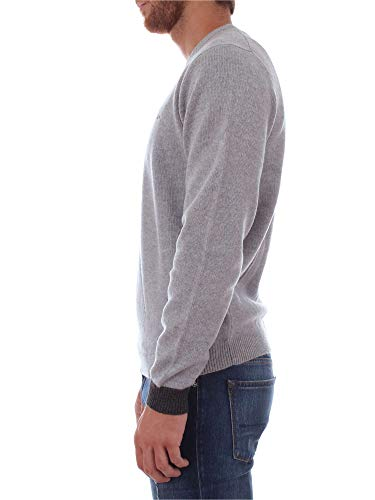 Sander Hombre Claro Sun68 Gris Camiseta K28119 Jil UTWd0gwqT