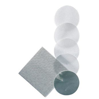 Spectra/Mesh 145767 Screen Discs, Polypropylene, 55 mm, 350 µm, 10/pk by Spectra/Mesh