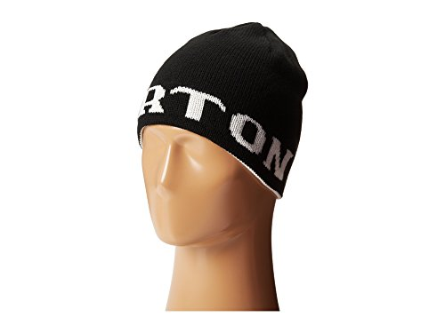 Burton Billboard Heritage Beanie Men's True Black/Stout White