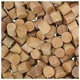WIDGETCO 1/4'' Mahogany Wood Plugs, Face Grain