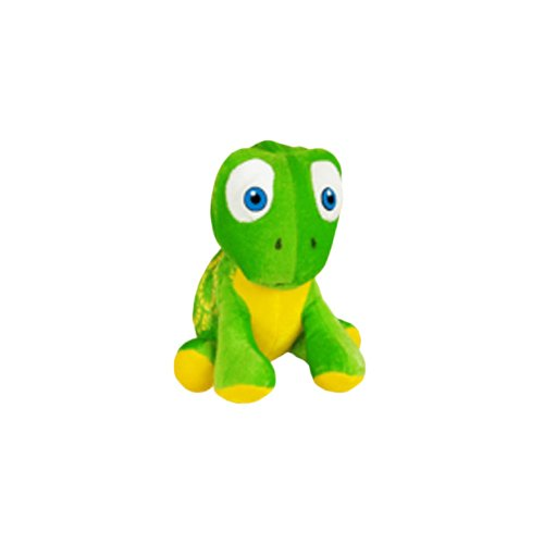 9 Green ToySource Telly The Turtle Plush Collectible Toy