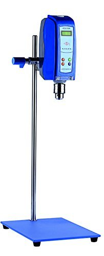 hd2004W vertical velocidad constante agitador Digital Lab eléctrico mezclador agitador licuadora 30L, 220V