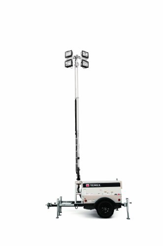 Terex Al5 Ht Heavy Duty Portable Light Tower 20kw