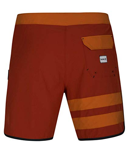 M Party Block Herren 18 Shorts Hurley Oranje Solid Phantom 'Brandhout Awqg1FcpE