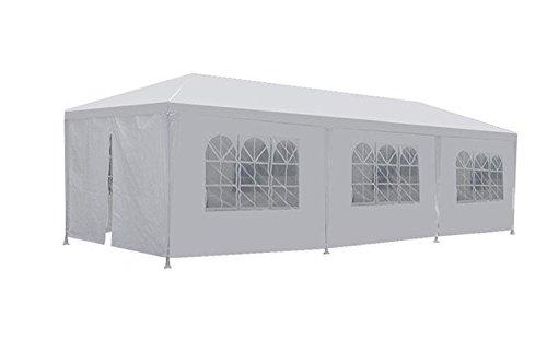 FDW 10'x30' White Outdoor