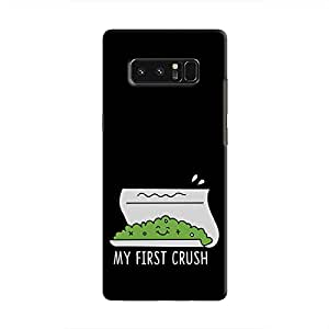 Cover It Up - My First Crush Galaxy Note 8 Hard Case