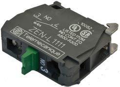 (Telemecanique ZEN-L1111 Contact Block ZENL1111)