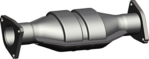 RV8010 EEC Exhaust Catalytic Converter with fitting kit: