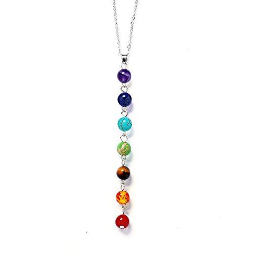Domika Necklace Crystal Healing Balancing