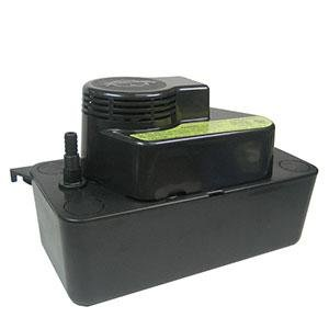 Cond Pump 230V 20' Head 3/8 Outlet w/Check Vlv, Safety Switch, 6' Cord w/PlugParts (Bec Switch)