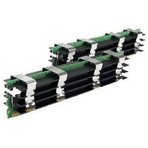 8GB (2 x 4GB) FULLY BUFFERED (FB-DIMM) PC2-6400 DDR2 ECC 800MHz SPECIAL APPLE KIT Memory