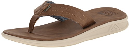 Rev Mens Rover Sl Sandal Tan