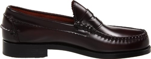 Allen Sole Leather Burgundy Kenwood Edmonds Loafer qr0HIPrw