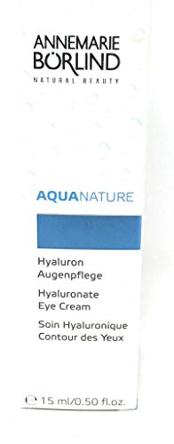 Borlind, Cream Eye Wrinkle Aquanature, 0.5 Fl Oz