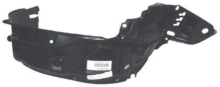 OE Replacement Honda Civic Front Passenger Side Fender Inner Panel (Partslink Number (Honda Civic 2004 Inner Fender)