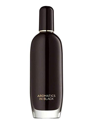 CLINIQUE Aromatics in Black Parfum Spray for Women, 3.4 Ounce (Best Price For Clinique Aromatics)