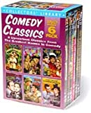 Comedy Classics (Africa Screams / At War With The Army / My Favorite Brunette / Road to Bali / The Three Stooges - Film Festival & 1 More!) (6-DVD)