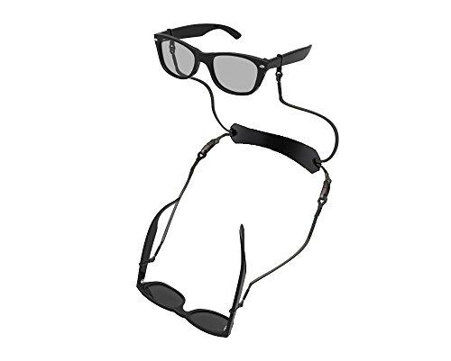 Hang2 Dual Eyeglass Neck Strap (Black, Loop) by Hang2 by Nobadeer Solutions