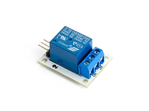 ARDUINO COMPATIBLE 5 V RELAY MODULE by Velleman