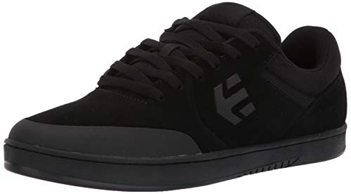 Etnies Men's Marana Skate Shoe, Black, 9.5 Medium US