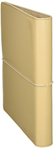 (Wilson Jones WorkStyle Cut and Sewn Round Ring Binder, 1 Inch Capacity, Letter Size, Khaki (W31800))