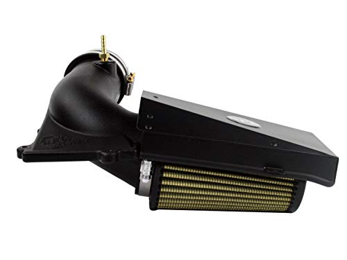aFe Power Magnum FORCE 75-81711 VW Jetta TDI Performance Intake System (Oiled, 7-Layer Filter) ()