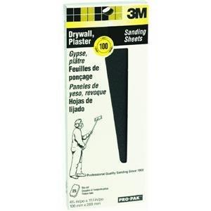 3M #10204-100 Medium 100G Sand Sheet
