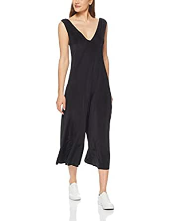 THIRD FORM Women's Twisted Jumpsuit, Black, X-Small