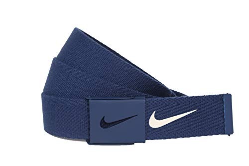 Nike Mens Tech Essential Belt, College Navy, One Size from Nike
